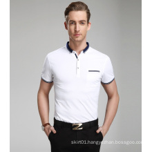 OEM 2015 Custom Cheap High Quality Polo Shirt for Men